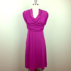 •Jessica Simpson• Magenta Dress